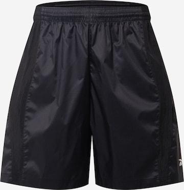 Reebok Sport Sportsbukser i svart