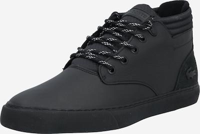 LACOSTE Sneaker  'ESPARRE' in schwarz, Produktansicht