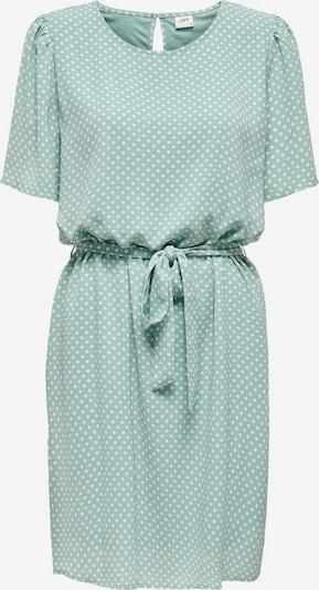 JACQUELINE de YONG Robe en blanc: Vue de face
