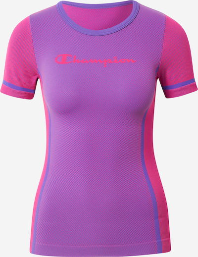 Champion Authentic Athletic Apparel Sportshirt in lila / pink, Produktansicht