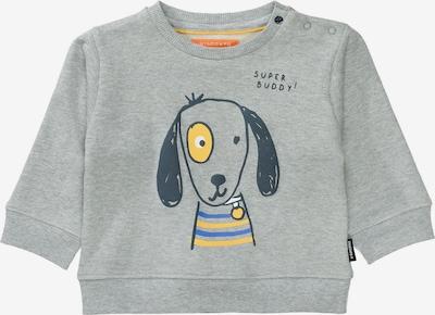 STACCATO Sweatshirt in navy / gelb / grau, Produktansicht