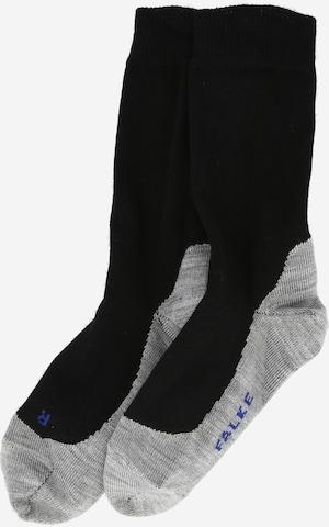 FALKE Socks 'Sunny Days' in Black