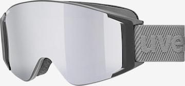 UVEX Sports Glasses 'g.gl 3000 TO' in Grey