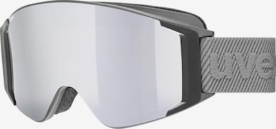 UVEX Brille 'g.gl 3000 TO' in hellgrau / weiß, Produktansicht