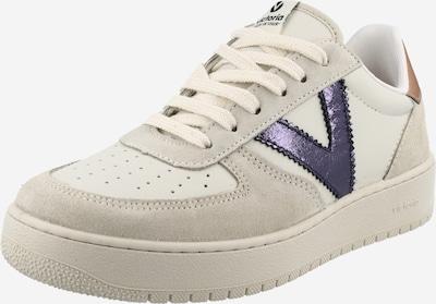 Sneaker low CALL IT SPRING pe gri deschis / mov închis, Vizualizare produs