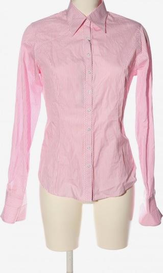 TM Lewin Langarmhemd in M in pink / weiß, Produktansicht