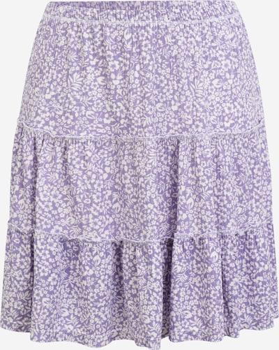 Trendyol Sukňa - fialová / biela, Produkt