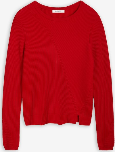 Sandwich Sweater in Red, Item view