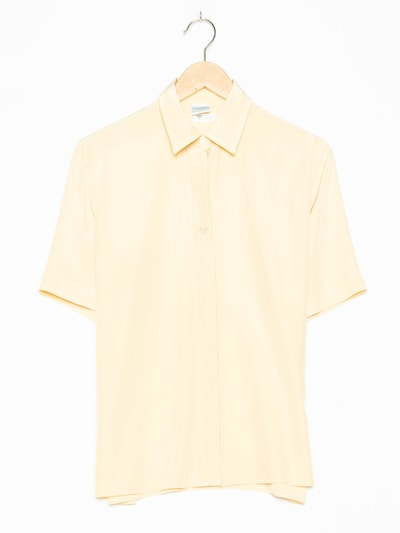 Canda Bluse in L-XL in pastellgelb, Produktansicht