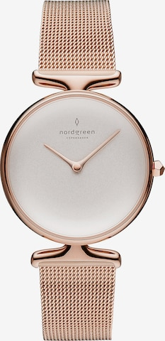 Nordgreen Analog Watch in Pink