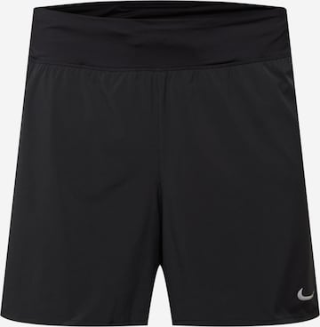 NIKE Workout Pants 'Eclipse' in Black