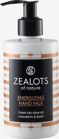 Zealots of Nature Hand Cream 'Energizing' in