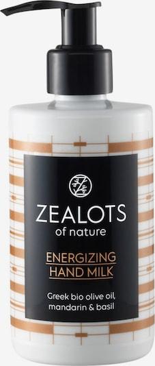 Zealots of Nature Handmilsch 'Energizing' in weiß, Produktansicht