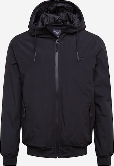 Iriedaily Performance Jacket 'Nilas' in Black, Item view