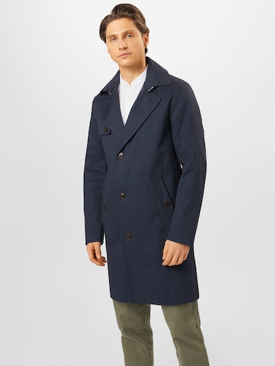 ESPRIT Between-seasons coat in navy, View model