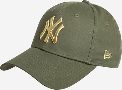 NEW ERA Cap '9FORTY' in gold / khaki, Produktansicht