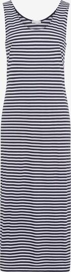 Hanro Nachthemd ' Laura (130cm) ' in de kleur Blauw, Productweergave