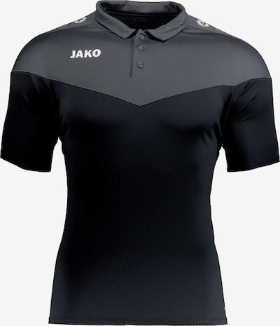 JAKO Funktionsshirt 'Champ' in grau / schwarz, Produktansicht