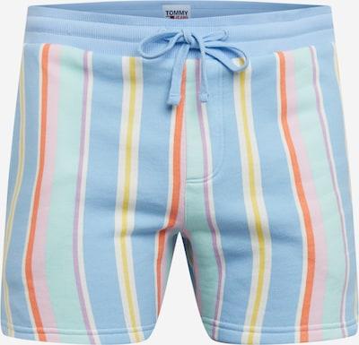 Tommy Jeans Pantalon en bleu / mélange de couleurs, Vue avec produit