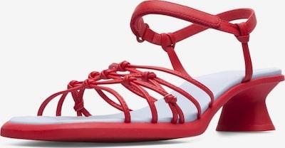 CAMPER Sandalen ' Dina ' in rot, Produktansicht