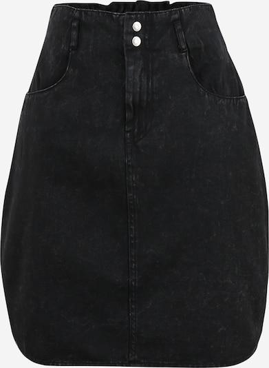 Noisy May Tall Jupe 'ASHLEY' en noir denim, Vue avec produit