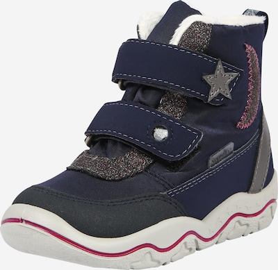 Pepino Snow boots 'LUNA' in Navy / Dark grey, Item view