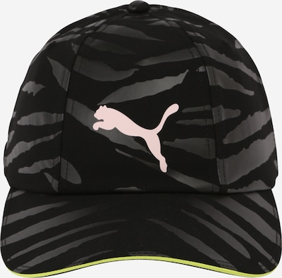 PUMA Sporta naģene, krāsa - pelēks / melns, Preces skats