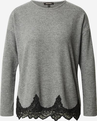 MORE & MORE Shirt in grau / schwarz, Produktansicht