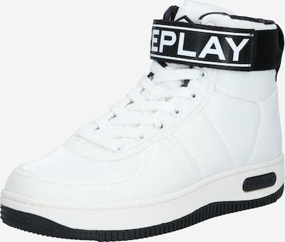 REPLAY Sneaker 'Endurance' in schwarz / weiß, Produktansicht