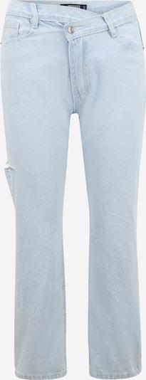 Missguided Petite Vaquero en azul denim, Vista del producto