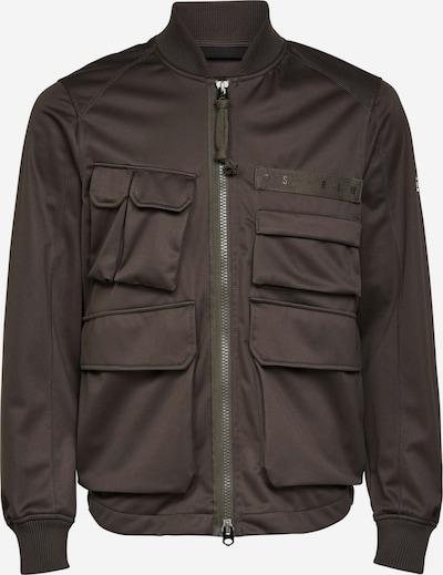 G-Star RAW Tussenjas 'Overshirt' in de kleur Zwart, Productweergave