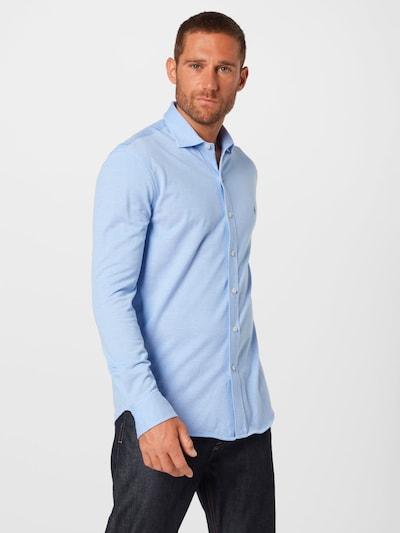 Camicia POLO RALPH LAUREN di colore blu cielo / blu chiaro, Visualizzazione modelli