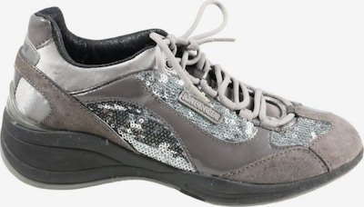 CAFÈNOIR Sneakers & Trainers in 38 in Brown / Light grey / Black, Item view