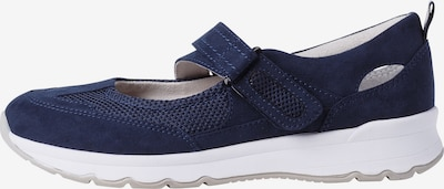 JANA Slipper in blau, Produktansicht