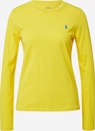 POLO RALPH LAUREN T-shirt en jaune, Vue avec produit