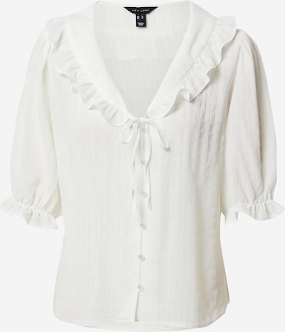 NEW LOOK Μπλούζα 'ALISON' σε λευκό, Άποψη προϊόντος