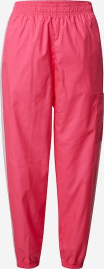 Nike Sportswear Hose in dunkelpink / weiß, Produktansicht