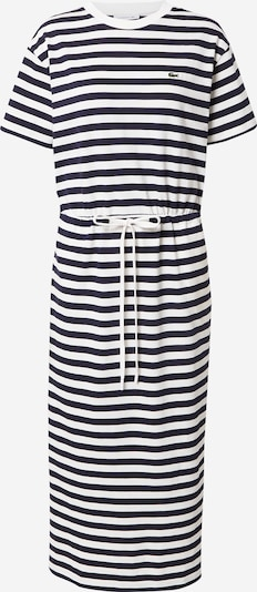 LACOSTE Dress in Navy / White, Item view