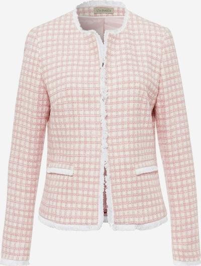 Uta Raasch Blazer Rundhals-Ausschnitt in pink, Produktansicht