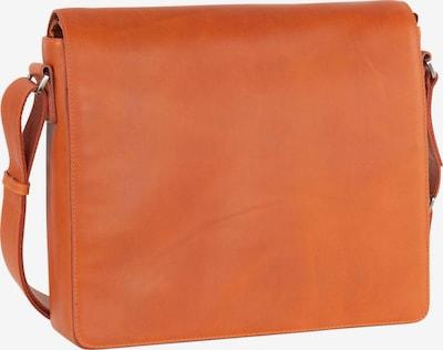 LEONHARD HEYDEN Messenger 'Ottawa' in orange, Produktansicht