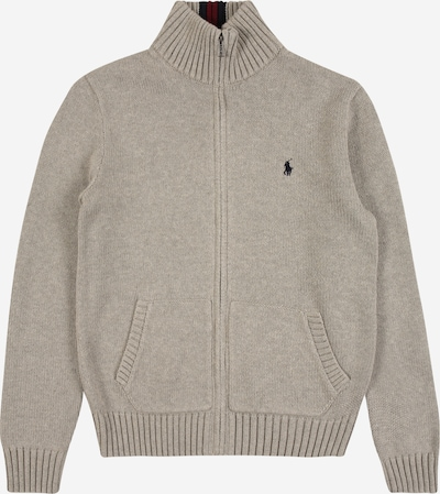 POLO RALPH LAUREN Strickjacke in grau, Produktansicht