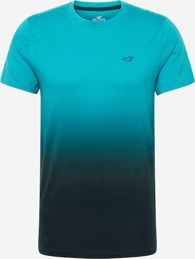 HOLLISTER Shirt in nachtblau / aqua, Produktansicht