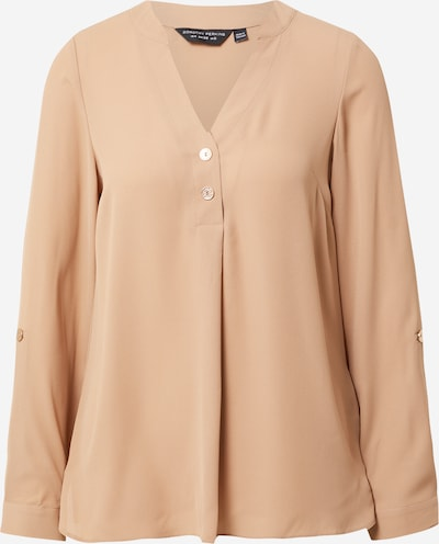 Camicia da donna Dorothy Perkins di colore camello: Vista frontale