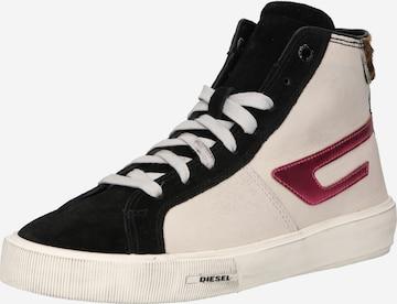 DIESEL High-Top Sneakers 'MYDORI' in Grey