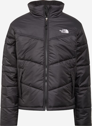THE NORTH FACE Outdoorjas 'SAIKURU' in de kleur Zwart / Wit, Productweergave