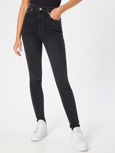 Jeans 'MELANY' Tommy Jeans pe negru denim, Vizualizare model