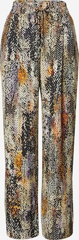 River Island Hose 'ABSTRACT' in Braun
