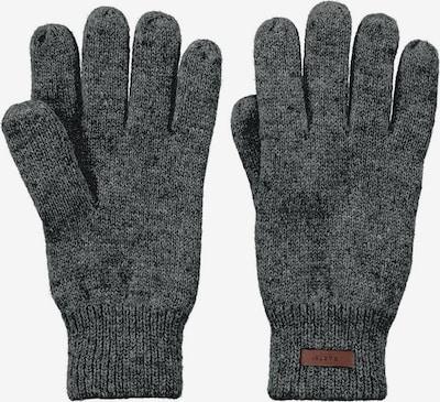 Barts Handschuhe in dunkelgrau, Produktansicht