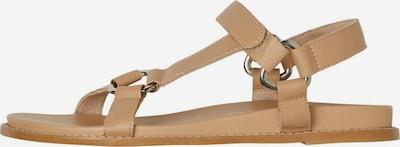VERO MODA Sandale in beige, Produktansicht