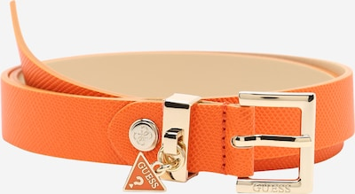 GUESS Belt 'CORDELIA' in Gold / Orange, Item view